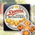 ダニサバタークッキー