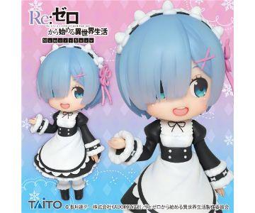 Re:ゼロから始める異世界生活Doll Crystalレムフィギュア