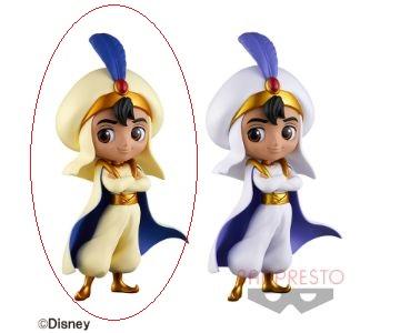 Q posket Disney Characters-Aladdin Prince Style-(ノーマル)