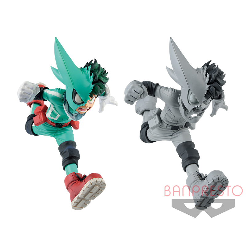 僕のヒーローアカデミア BANPRESTO FIGURE COLOSSEUM 造形Academy vol.1