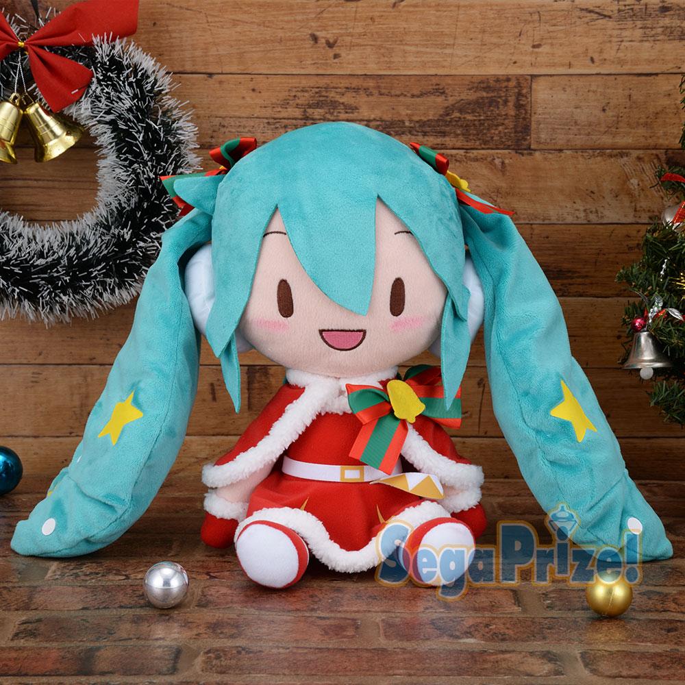 """初音ミクシリーズ スペシャルふわふわぬいぐるみ""""初音ミク""""クリスマス2019"""