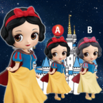 Q posket Disney Character-Snow White Sweet Princess-TypeA