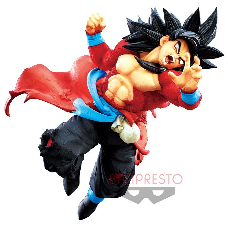 スーパードラゴンボールヒーローズ 9th ANNIVERSARY FIGURE-超サイヤ人4孫悟空:ゼノ-
