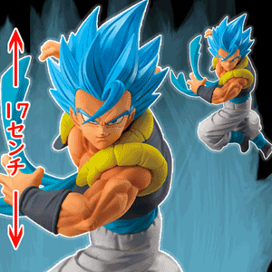 ドラゴンボール超 超戦士列伝~第五章 究極の融合戦士~ゴジータ