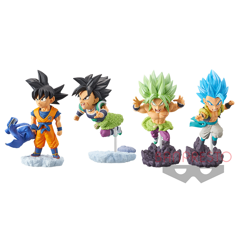 ドラゴンボール超 World Collectable Diorama vol.4