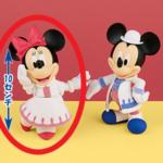 ディズニーキャラクター Fluffy Puffy~ミッキー&ミニー~ ミニー