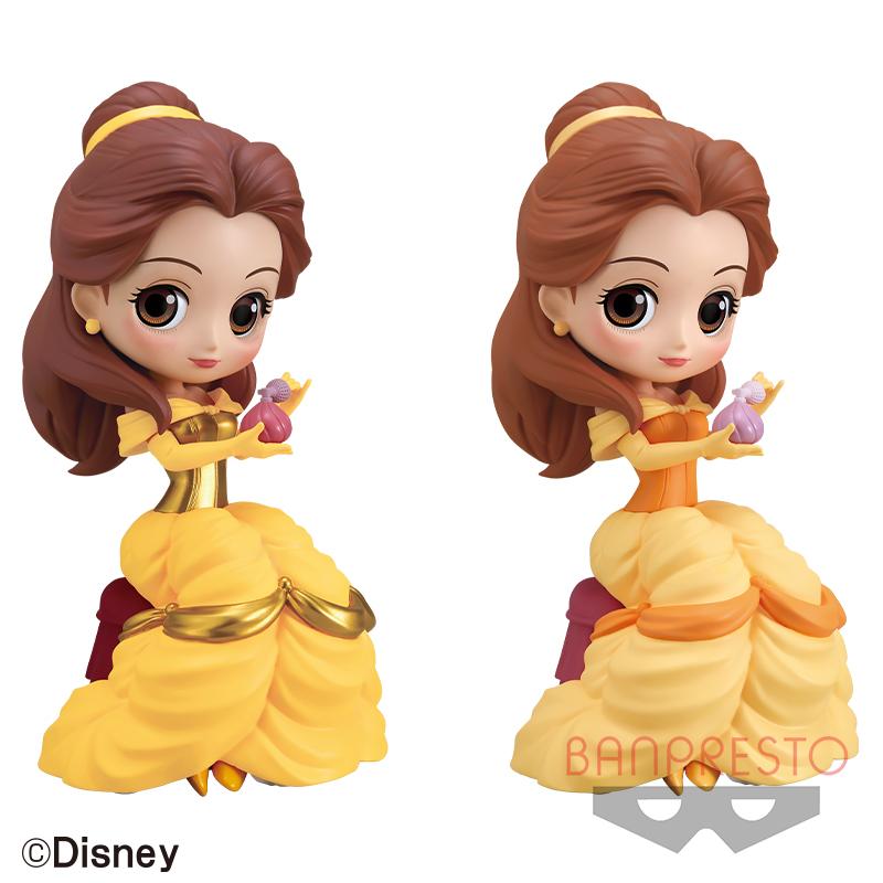 Q posket perfumagic Disney Character -Belle-