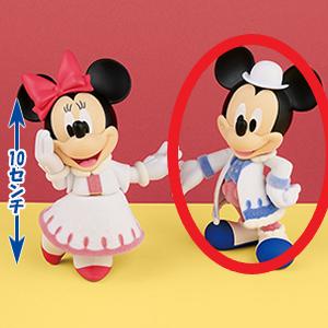 ディズニーキャラクター Fluffy Puffy~ミッキー&ミニー~ ミッキー