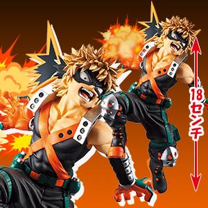 僕のヒーローアカデミア KING OF ARTIST-KATSUKI BAKUGO-