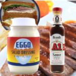 【世界一周】A1ソース&Eggoドレッシングセット