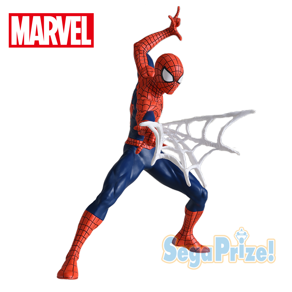 "MARVEL COMICS 80th Anniversary スーパープレミアムフィギュア""Spider-Man""2"