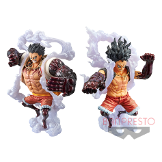 ワンピース KING OF ARTIST THE MONKEY.D.LUFFY GEAR4-SPECIAL-
