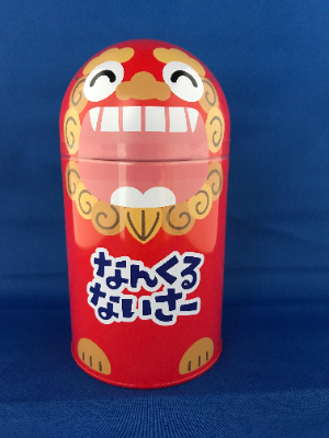 シーサー缶