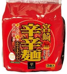 宮崎-辛辛麺-3袋