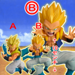ドラゴンボール超 超戦士列伝~第八章 天下無敵のフュージョンパワー~ B