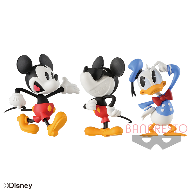 Disney Characters Mickey Shorts Collection vol.1