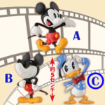 Disney Characters Mickey Shorts Collection vol.1 C【ドナルドダック】
