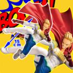 僕のヒーローアカデミア THE AMAZING HEROES vol.8【通形ミリオ】