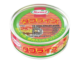 缶詰タコライス 70g