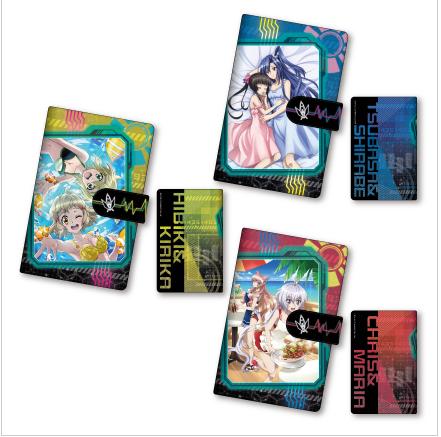 戦姫絶唱シンフォギアXD UNLIMITED手帳型スマートフォンケース