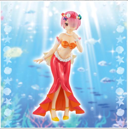 Re:ゼロから始める異世界生活 SSSフィギュア-童話シリーズ・ラム・人魚姫-