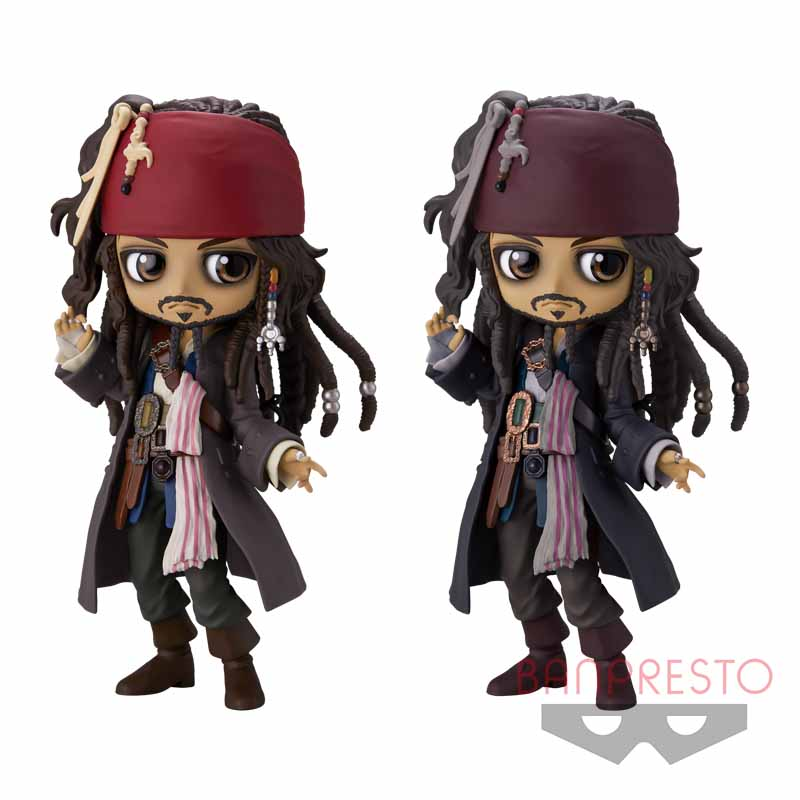 Q posket Disney Characters -Jack Sparrow-