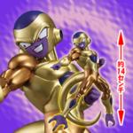 ドラゴンボール超 超戦士列伝Ⅱ~第三章 進化する因縁の二人~ゴールデンフリーザ