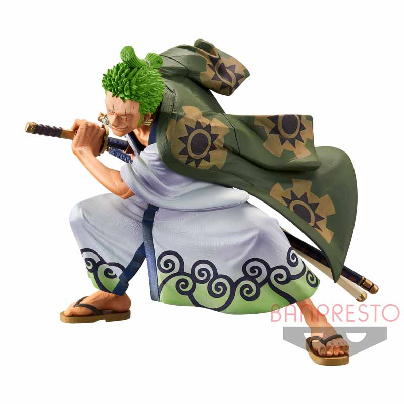 ワンピース KING OF ARTIST THE RORONOA ZORO-ワノ国