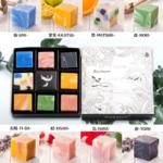 【直送】首里石鹸8種セットBOX