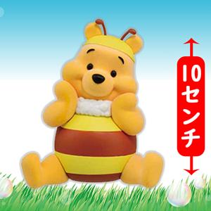 ディズニーキャラクターズ-Fluffy-Puffy~プーさん&ティガー~-プーさん