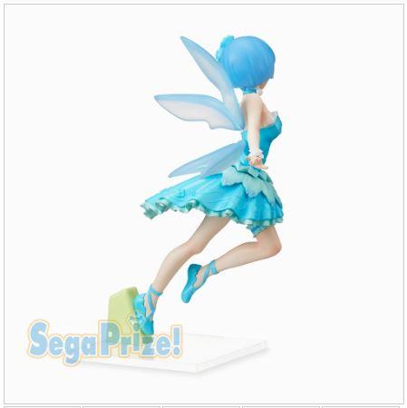 """Re:ゼロから始める異世界生活 スーパープレミアムフィギュア""""レム""""Fairy Ballet3"""