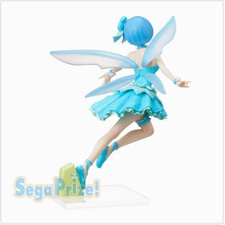 """Re:ゼロから始める異世界生活 スーパープレミアムフィギュア""""レム""""Fairy Ballet4"""