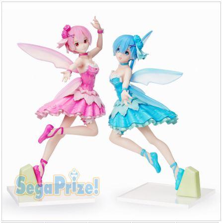 """Re:ゼロから始める異世界生活 スーパープレミアムフィギュア""""レム""""Fairy Ballet5"""