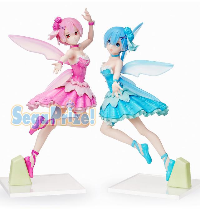 """Re:ゼロから始める異世界生活 スーパープレミアムフィギュア""""ラム""""Fairy Ballet"""