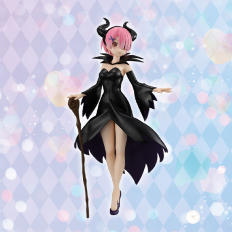 Re:ゼロから始める異世界生活 SSSフィギュア-童話シリーズ・ラム・眠り姫-