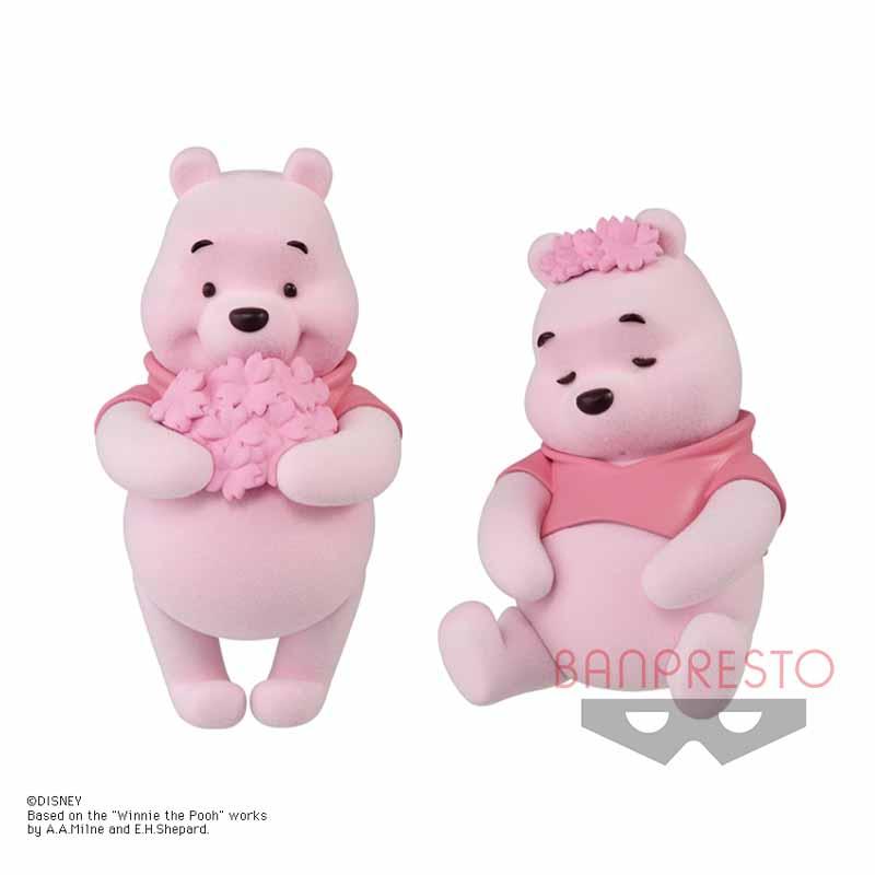 ディズニーキャラクターズ Fluffy Puffy~くまのプーさん~さくらすたいる