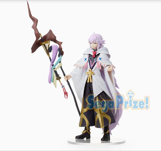 """Fate/Grand Order -絶対魔獣戦線バビロニア- スーパープレミアムフィギュア""""マーリン"""""""