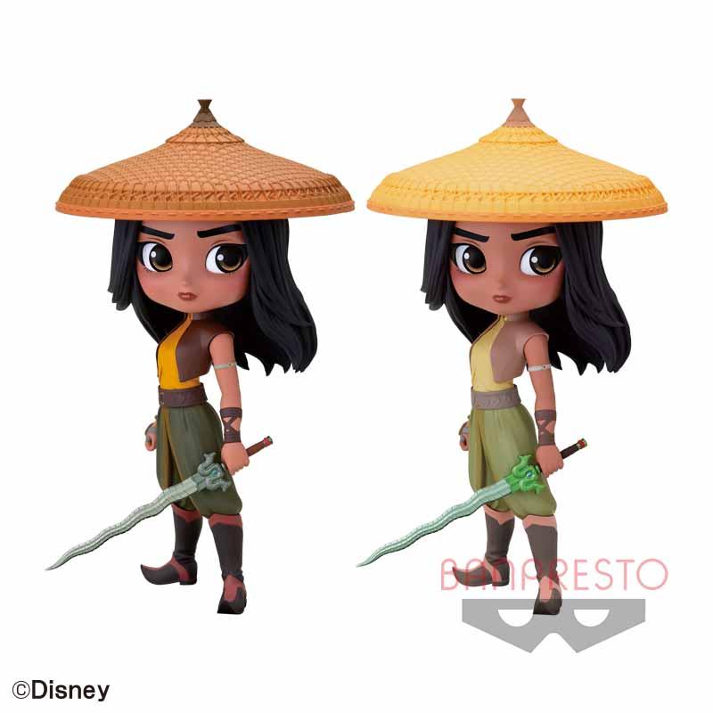 Q posket Disney Characters -Raya-
