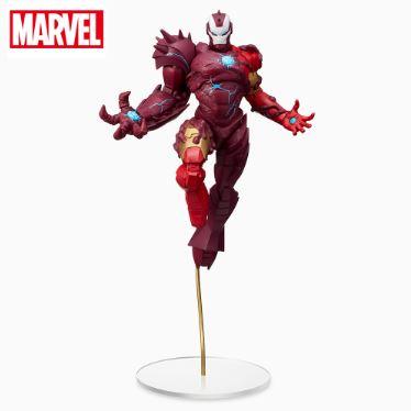 スパイダーマン:マキシマム・ヴェノムスーパープレミアムフィギュア #アイアンマン1
