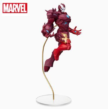 スパイダーマン:マキシマム・ヴェノムスーパープレミアムフィギュア #アイアンマン4