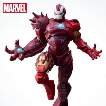 スパイダーマン:マキシマム・ヴェノムスーパープレミアムフィギュア #アイアンマン5