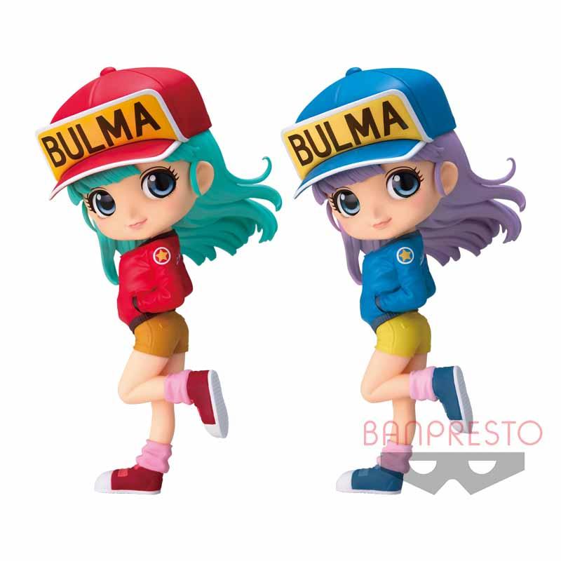 ドラゴンボール Q posket-BULMA-Ⅱ