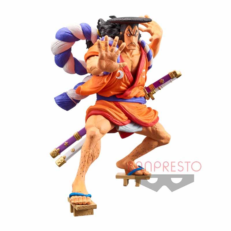ワンピース KING OF ARTIST THE KOZUKI ODEN
